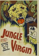 Jaws of the Jungle - Re-release poster (xs thumbnail)