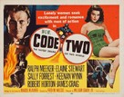 Code Two - Movie Poster (xs thumbnail)