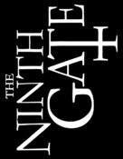 The Ninth Gate - Logo (xs thumbnail)