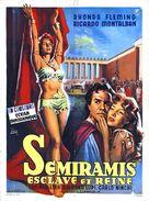 Cortigiana di Babilonia - French Movie Poster (xs thumbnail)