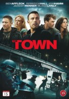 The Town - Danish DVD cover (xs thumbnail)
