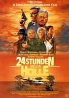Skeleton Coast - German Movie Poster (xs thumbnail)