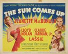 The Sun Comes Up - Movie Poster (xs thumbnail)