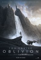 Oblivion - German Movie Poster (xs thumbnail)