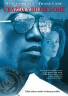 Murder At 1600 - Czech DVD movie cover (xs thumbnail)