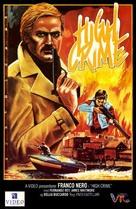 La polizia incrimina la legge assolve - Norwegian VHS cover (xs thumbnail)
