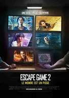 Escape Room: Tournament of Champions - Belgian Movie Poster (xs thumbnail)