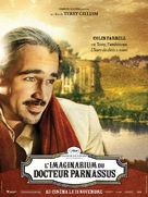 The Imaginarium of Doctor Parnassus - French Movie Poster (xs thumbnail)