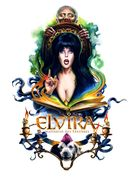Elvira, Mistress of the Dark - French Movie Cover (xs thumbnail)