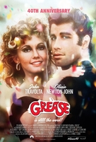 Grease - British Movie Poster (xs thumbnail)