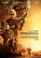 Terminator: Dark Fate - Italian Movie Poster (xs thumbnail)