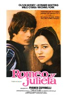 Romeo and Juliet - Spanish Movie Poster (xs thumbnail)