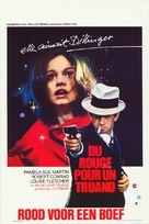 The Lady in Red - Dutch Movie Poster (xs thumbnail)