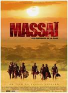 Massai - Les guerriers de la pluie - French poster (xs thumbnail)