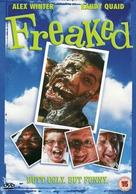 Freaked - British DVD movie cover (xs thumbnail)