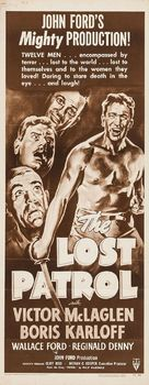 The Lost Patrol - Re-release movie poster (xs thumbnail)