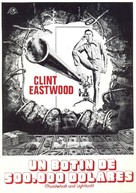 Thunderbolt And Lightfoot - Spanish Movie Poster (xs thumbnail)