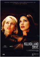 Mulholland Dr. - Dutch Movie Poster (xs thumbnail)