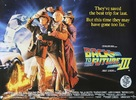 Back to the Future Part III - British Movie Poster (xs thumbnail)