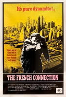 The French Connection - Australian Movie Poster (xs thumbnail)