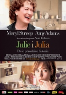 Julie & Julia - Polish Movie Poster (xs thumbnail)
