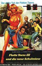 L'insegnante va in collegio - German Movie Poster (xs thumbnail)