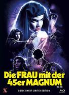 Ms. 45 - German Movie Cover (xs thumbnail)