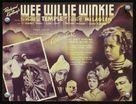 Wee Willie Winkie - Australian poster (xs thumbnail)