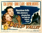 Deep Valley - Movie Poster (xs thumbnail)