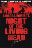 Night of the Living Dead - Movie Cover (xs thumbnail)
