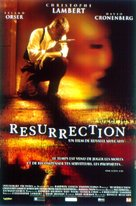 Resurrection - French Movie Poster (xs thumbnail)