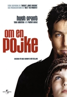 About a Boy - Swedish DVD movie cover (xs thumbnail)