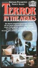 Terror in the Aisles - Dutch VHS movie cover (xs thumbnail)