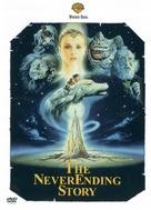 Die unendliche Geschichte - DVD movie cover (xs thumbnail)