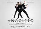 Anacleto: Agente secreto - Spanish Movie Poster (xs thumbnail)