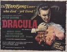 Dracula - British Movie Poster (xs thumbnail)