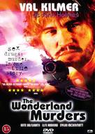 Wonderland - Danish poster (xs thumbnail)