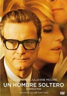 A Single Man - Spanish DVD movie cover (xs thumbnail)