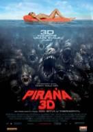 Piranha - Czech Movie Poster (xs thumbnail)
