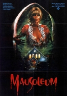 Mausoleum - German Movie Poster (xs thumbnail)