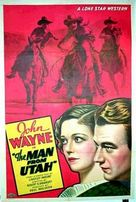 The Man from Utah - Movie Poster (xs thumbnail)