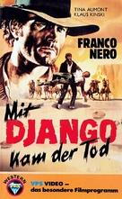 Uomo, l'orgoglio, la vendetta, L' - German VHS cover (xs thumbnail)