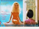 Ma vie en rose - British Movie Poster (xs thumbnail)