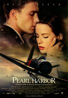 Pearl Harbor - German Movie Poster (xs thumbnail)