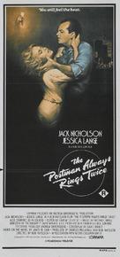 The Postman Always Rings Twice - Australian Movie Poster (xs thumbnail)
