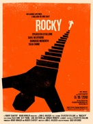 Rocky - Homage movie poster (xs thumbnail)