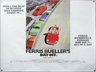 Ferris Bueller's Day Off - British Movie Poster (xs thumbnail)