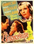 The Shining Hour - Belgian Movie Poster (xs thumbnail)