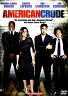 American Crude - German Movie Cover (xs thumbnail)