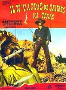 La caza del oro - French Movie Poster (xs thumbnail)